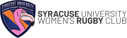 Syracuse University Women's Rugby Football Club Logo
