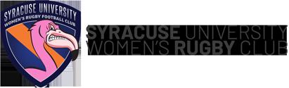 Syracuse University Women's Rugby Football Club Logo